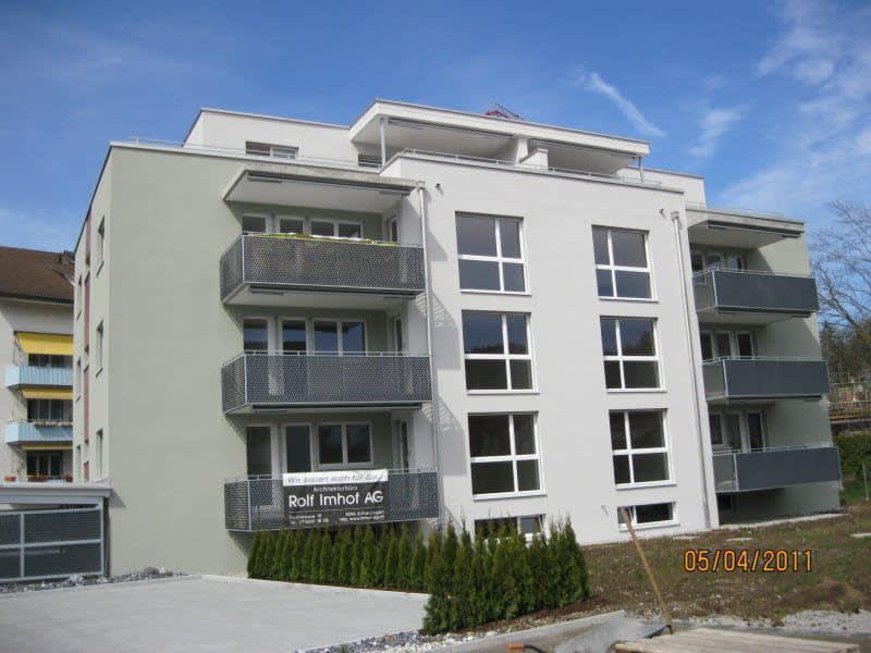 Moderne, grosszügige 4.5-Zimmer-Wohnung mit 2 Balkonen