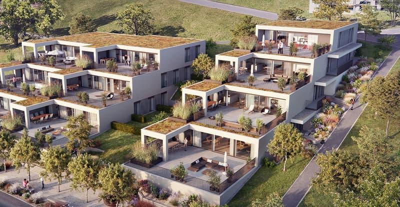 Attika-Maisonette-Terrassenwohnung an fantastischer Aussichtslage! (1)