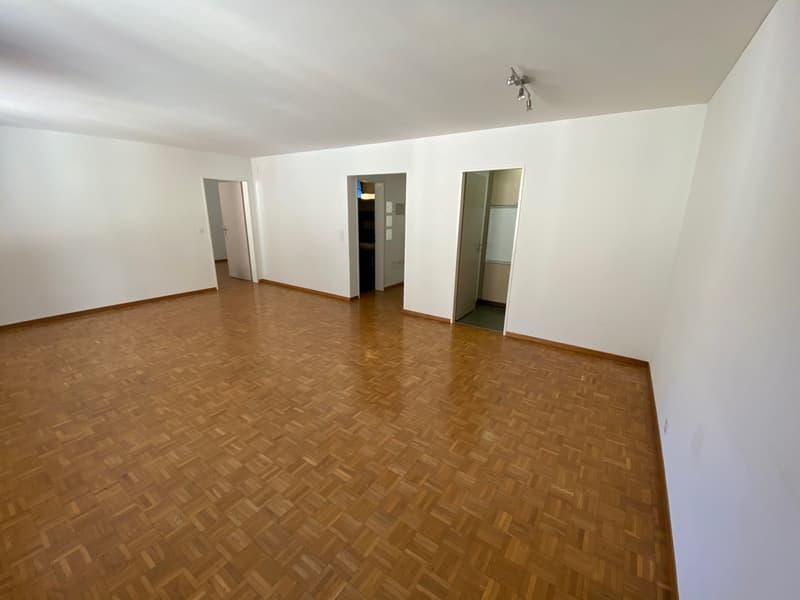 2½-Zimmerwohnung am Stadtzentrum