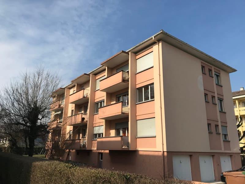 Appartement 2 pièces proche du centre