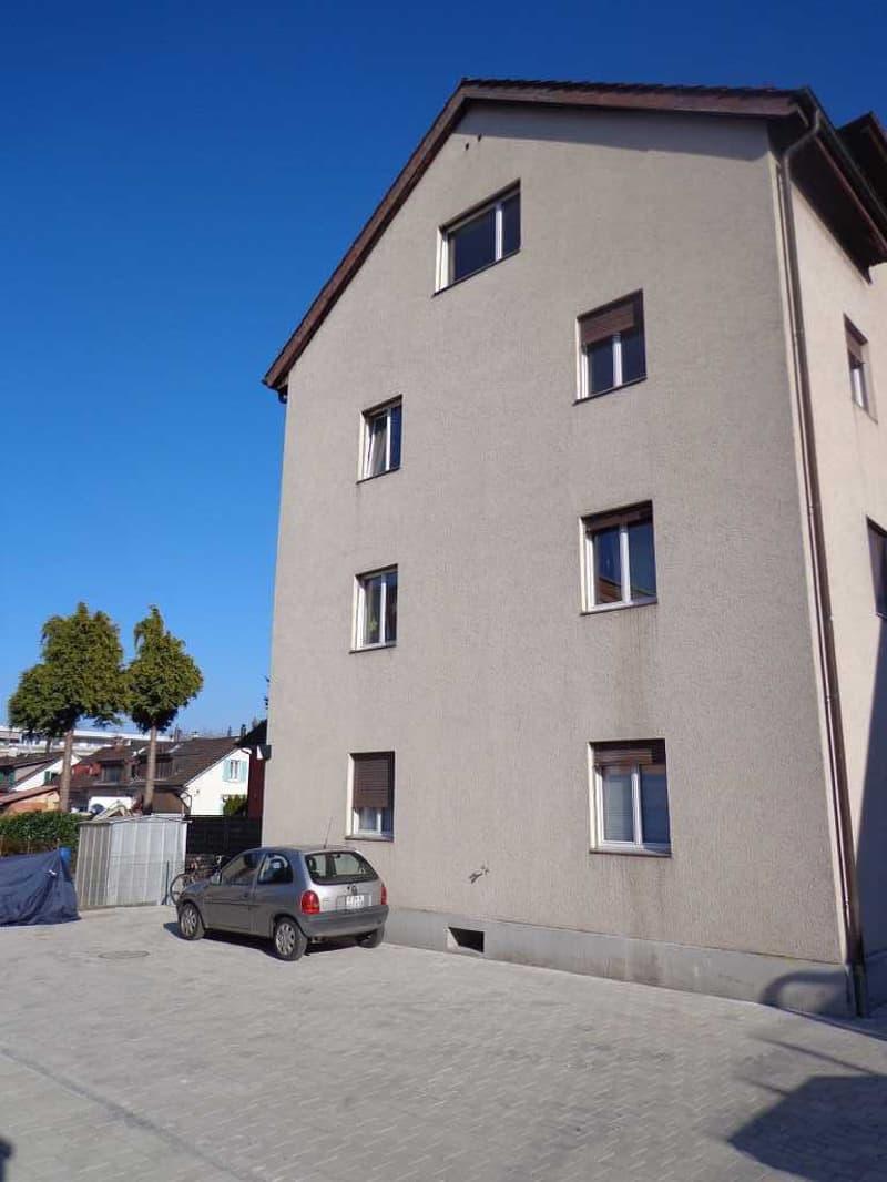 Möblierte 1-Zimmer-Wohnung in Winterthur-Töss