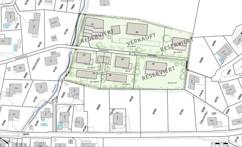 Planen Sie mit uns an top Panoramalage! Grundstück mit Architekturprojekt (4)