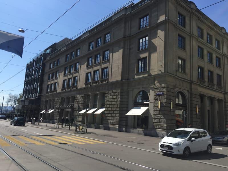 verschiedene Büros an der Bahnhofstrasse 3, 8001 Zürich