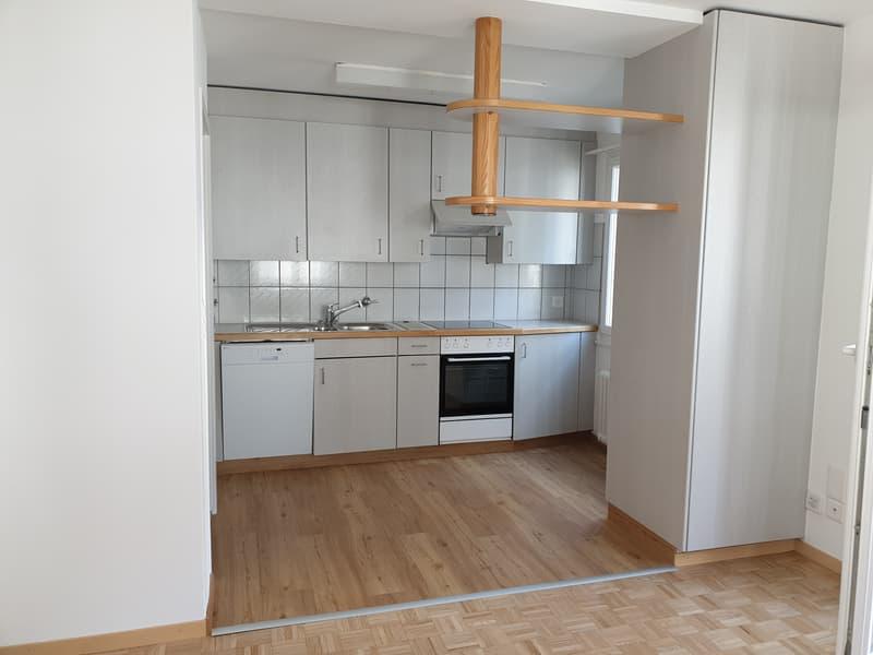 Sonnige 3-Zimmerwohnung an bester Lage zu vermieten (Erstvermietung nach Renovation)