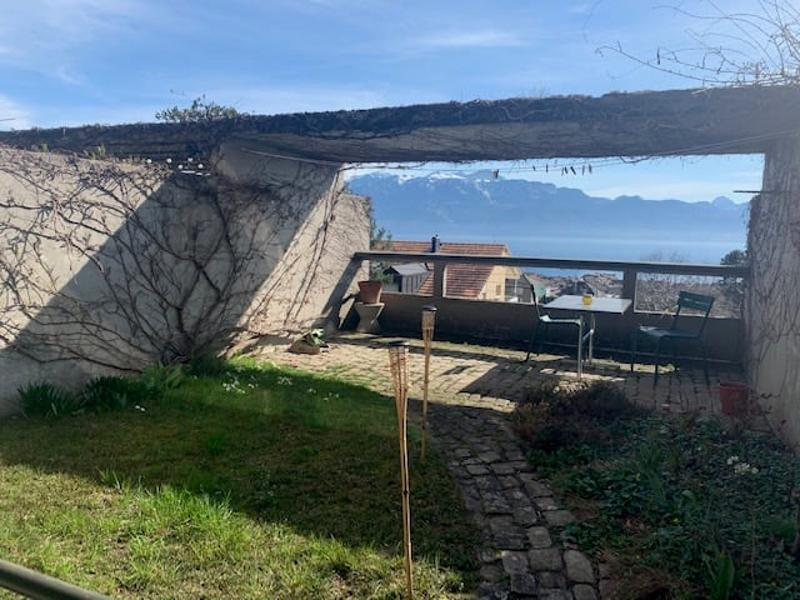 Charmante maison meublée en triplex avec vue sur le lac et les montagnes