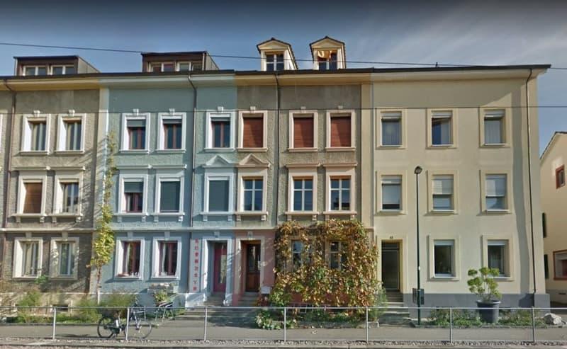 Ehemaliges Dreifamilienhaus an zentraler Lage