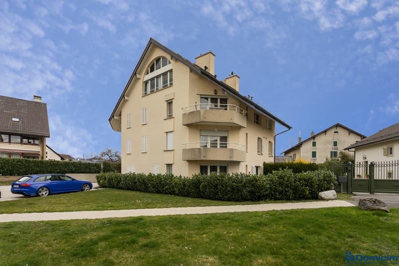 Appartement en duplex de 5.5 pièces