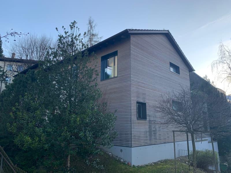 Schönes Einfamilienhaus in der Stadt Zürich