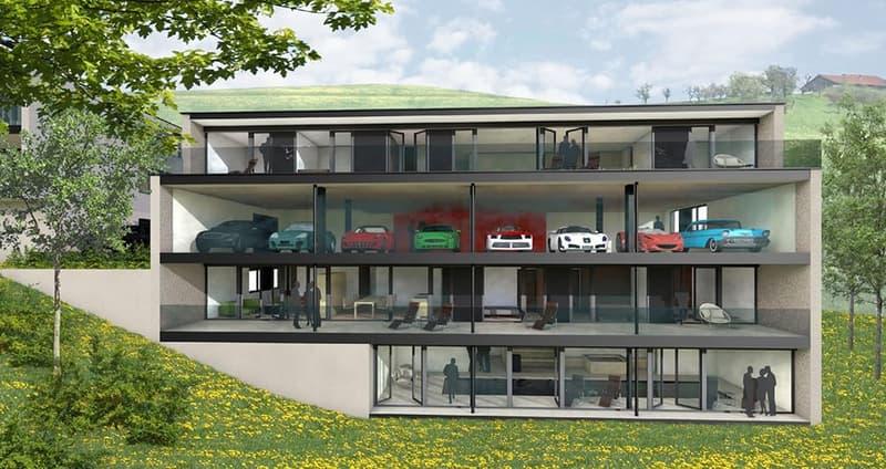 Bauland am Südhang für exklusives Projekt