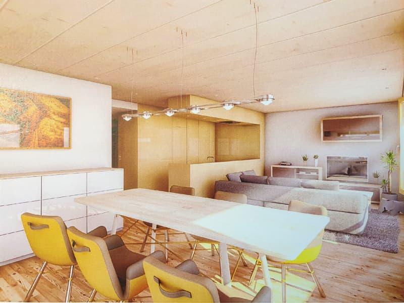 Neubau mit gehobenem Ausbaustandard an zentraler Lage (1)