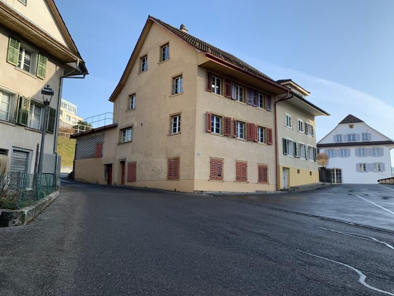 Einfamilienhaus im Dorfzentrum von Beromünster