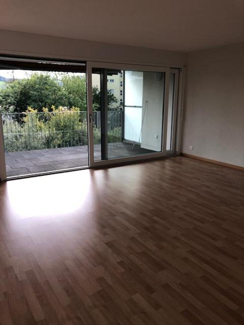 Topmoderne 3.5-Zimmerwohnung im Eigentumsstandard an sonniger Hanglage (3)