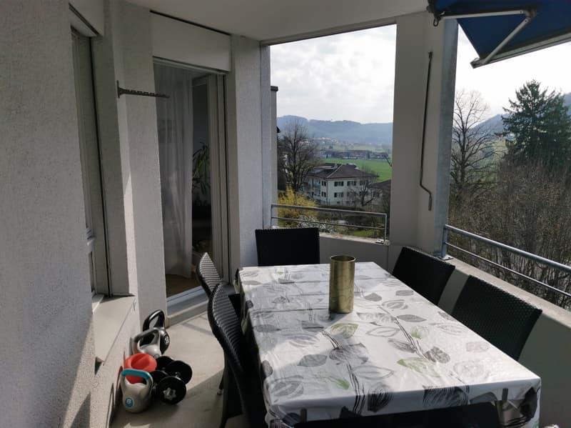 Per 01.04.2020 verfügbare, schöne 4.5 Zimmerwohnung in ruhiger Lage (3)