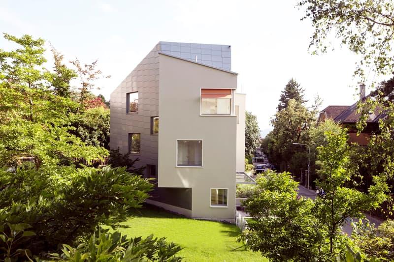 Exklusives Wohnen im modernen Holzbau