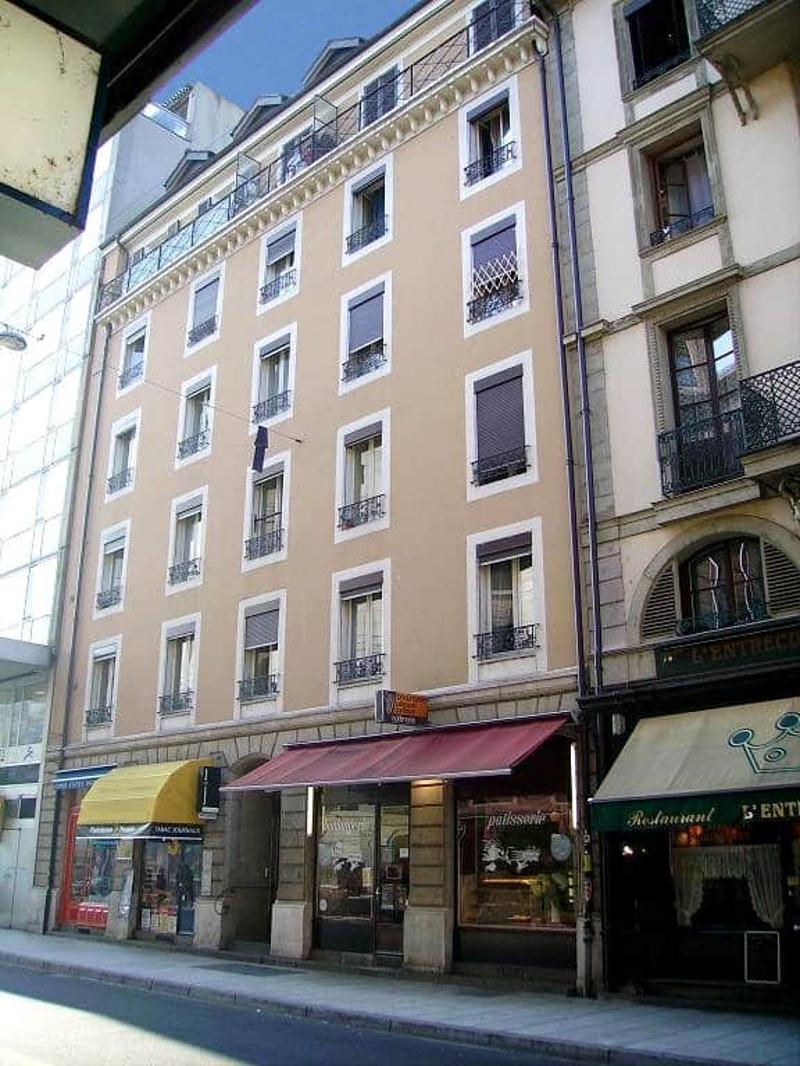 Appartement de 2 pièces proche de la gare Cornavin
