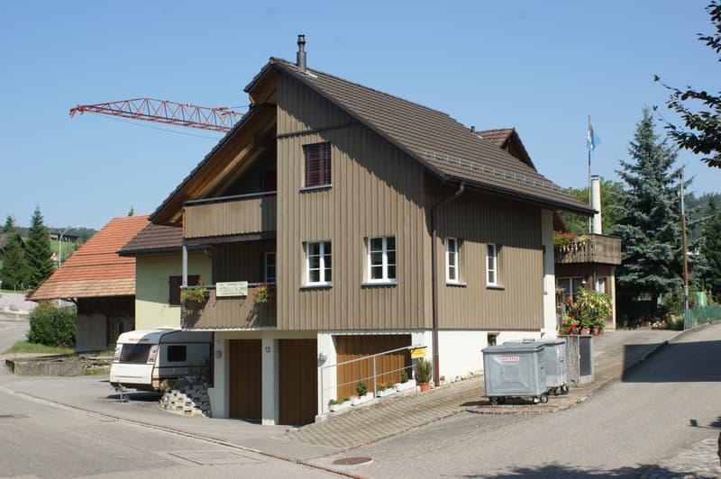Schönes modernes Einfamilienhaus