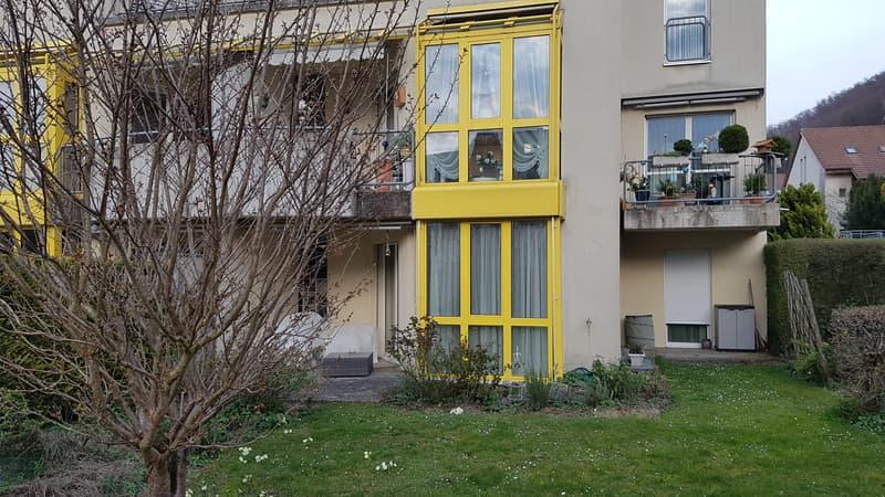 2.5 Zimmer Gartenwohnung (1)