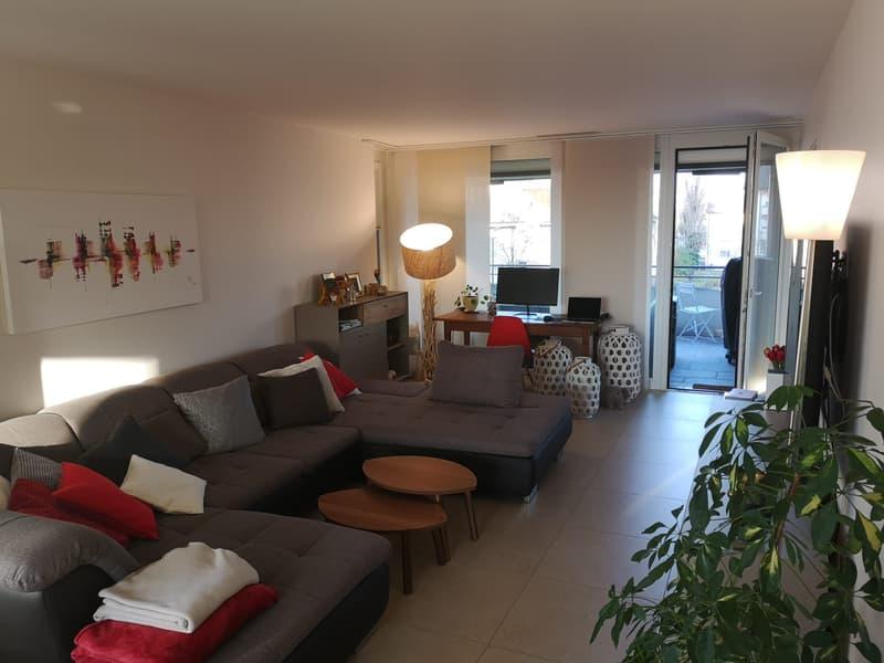 Moderne 2 1/2 Z-Wohnung mit 18m2 Balkon (2)