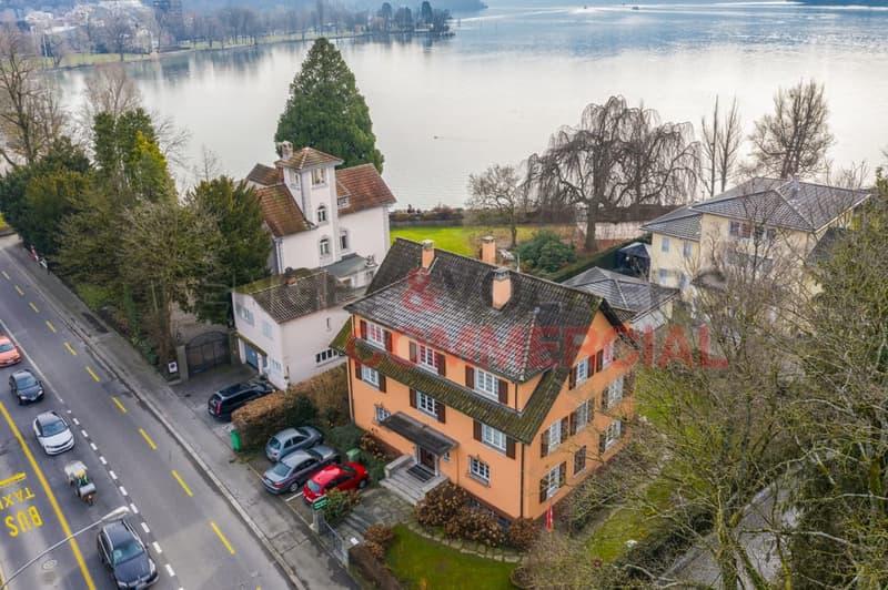 Villa Maria Aussenansicht