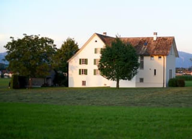 Haus in Galgenen