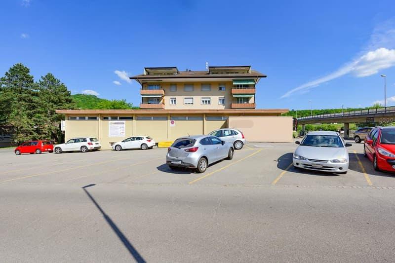 Parkplatz an zentraler Lage