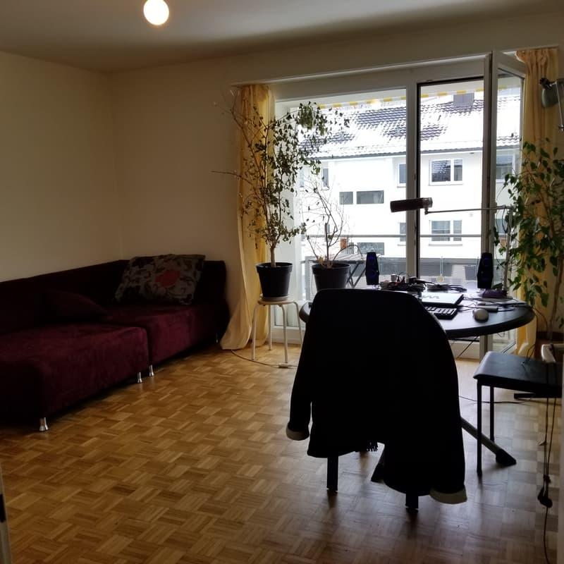 3,5 Zimmer Wohnung nähe ETH Zürich
