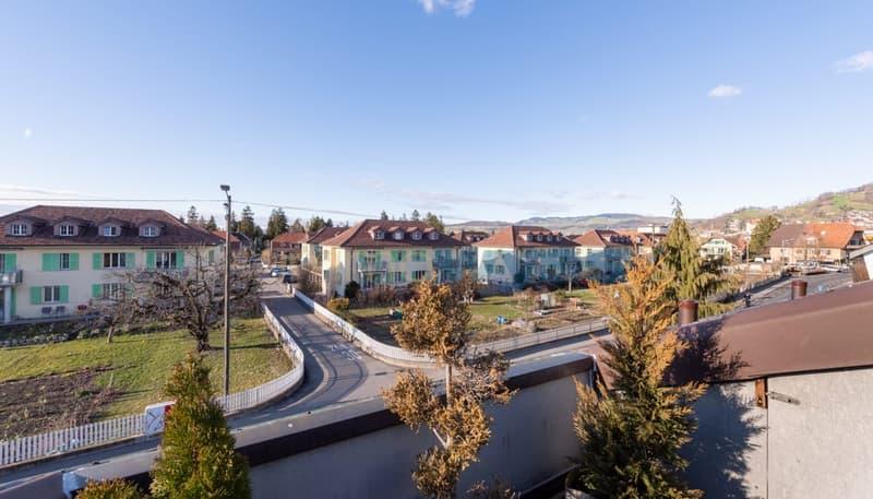 Maisonette-Wohnung in Thun