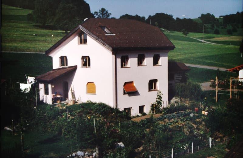 baubiologisches Generationenhaus, freistehend, auf 3 Etagen 8 ½ Zimmer, Reserve, sehr ruhig
