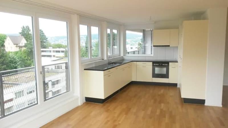 Ihre neues Zuhause - traumhafte Wohnung mit 2 Loggias in Wollishofen (3)