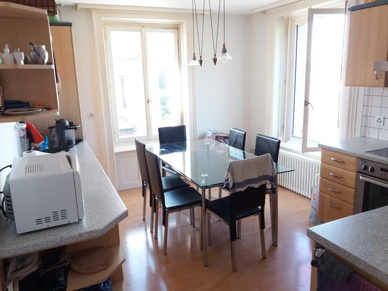 100k (-20%+) unter Wert: Schnellverkauf von 5.5 Zimmer Wohnung 105m2 (2)