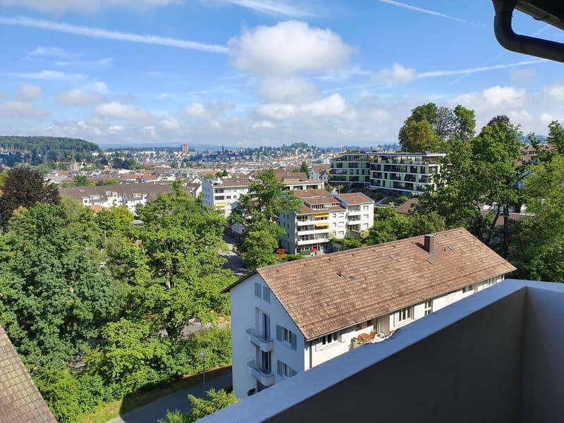 Ruhige 3-Zimmer-Wohnung, 2. Stock, schöne Aussicht (1)