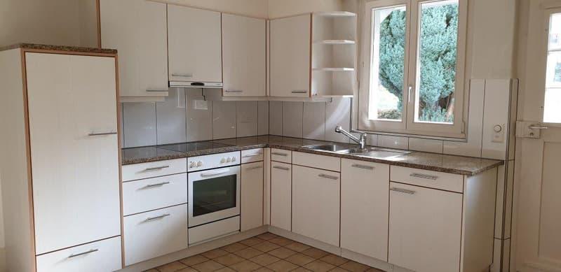 4,5 - Zimmer-Parterrewohnung mit separater Werkstatt (1)