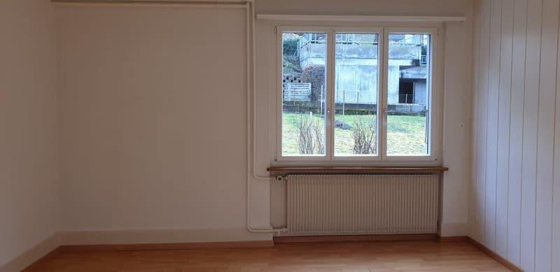 4,5 - Zimmer-Parterrewohnung mit separater Werkstatt (2)