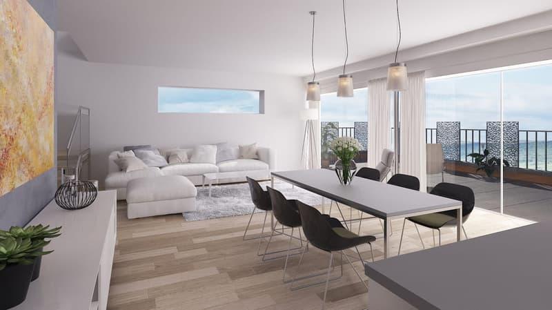 Magnifique appartement en terrasse!