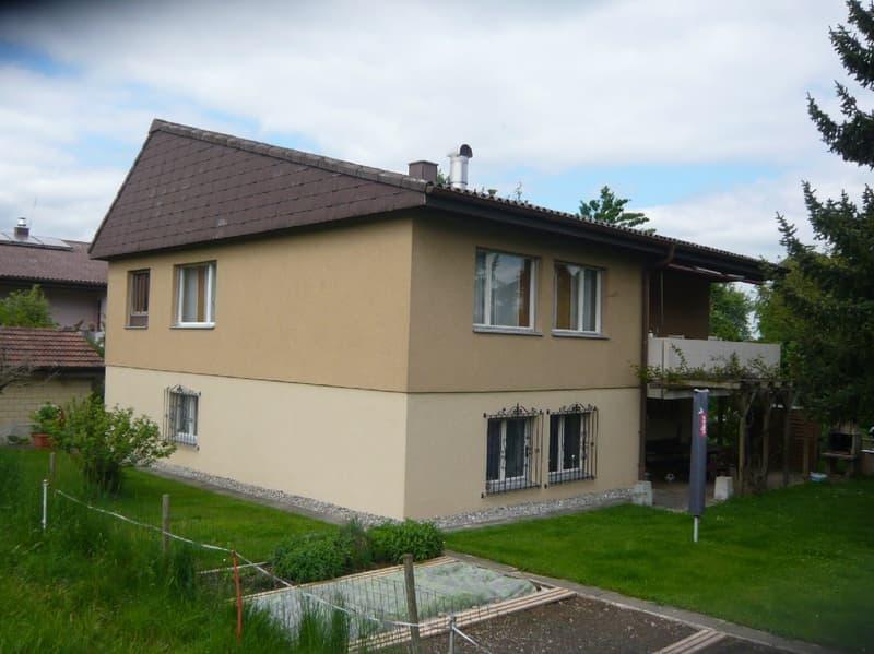 6 1/2 Zimmer-Einfamilienhaus.