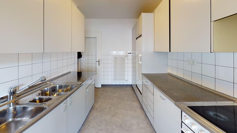 helle, grosszügige Wohnung an ruhiger Quartierstrasse (4)