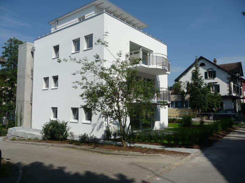 Modernes Wohnen in freistehendem 2-Familienhaus (1)