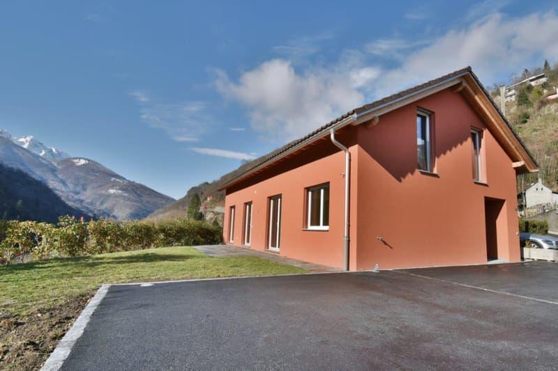 Splendida casa unifamiliare (residenza primaria) / Bezauberndes Einfamilienhaus (Erstwohnsitz)