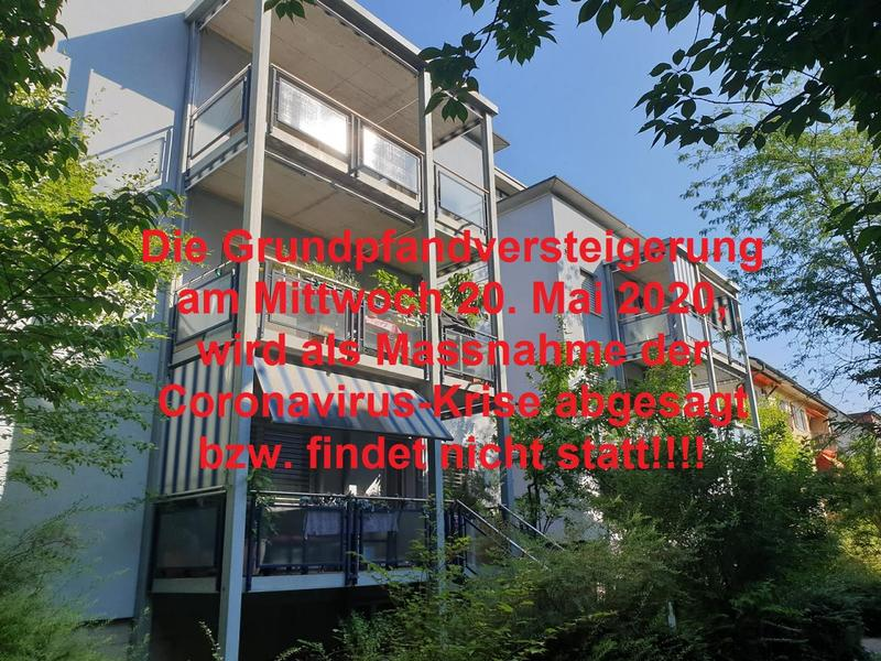 Versteigerung im Zwangsvollstreckungsverfahren 4.5 Zimmerwohnung im Erdgeschoss