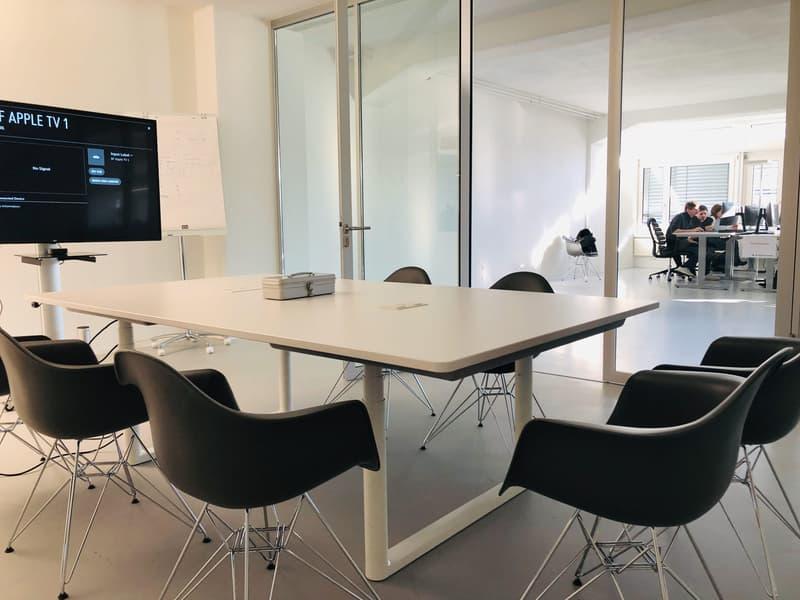 Schöne und preiswerte Büroräumlichkeiten (4)