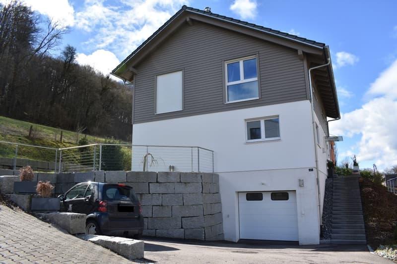 Neuwertiges 5.5-Zi. Einfamilienhaus mit Auszeichnung Minergie P