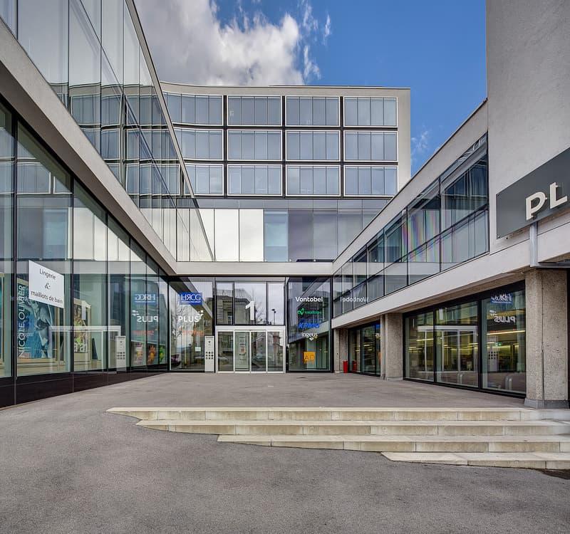 Bureaux prestigieux au coeur de Lausanne (1)