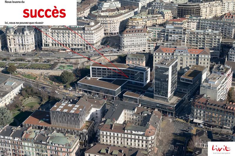 Bureaux prestigieux au coeur de Lausanne (4)