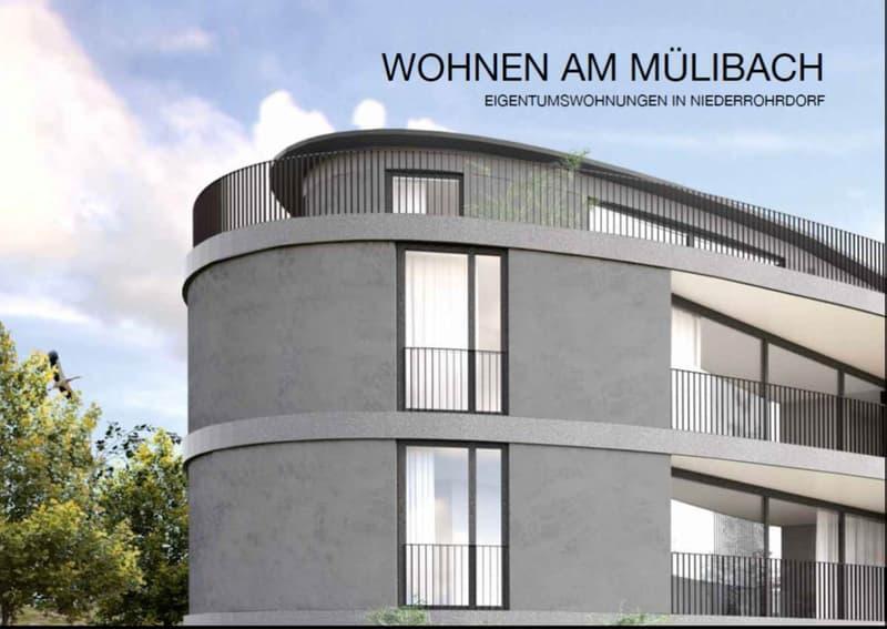 Wohnen am Mülibach in Niederrohrdorf (1)
