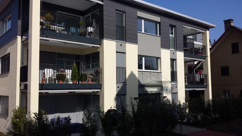 Wohnen im Zentrum Niederrohrdorf (1)
