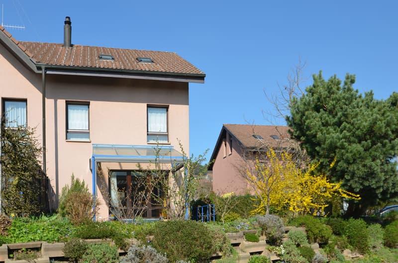 4½-Zimmer-Reihen-Eck-Einfamilienhaus