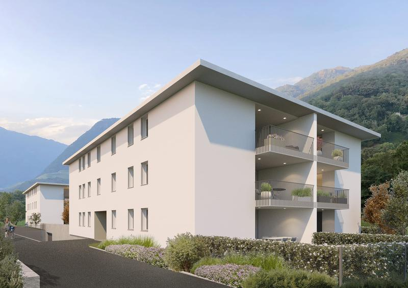 Nuovo stabile di reddito a soli 10 minuti da Lugano