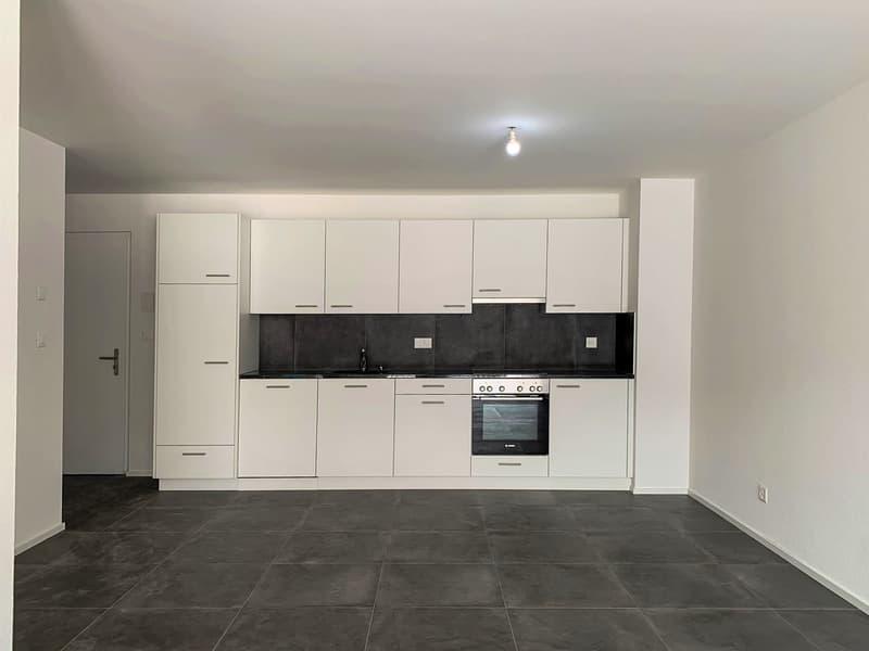 Appartement neuf de 2.5 pièces Bâtiment Platon - Lot PL02