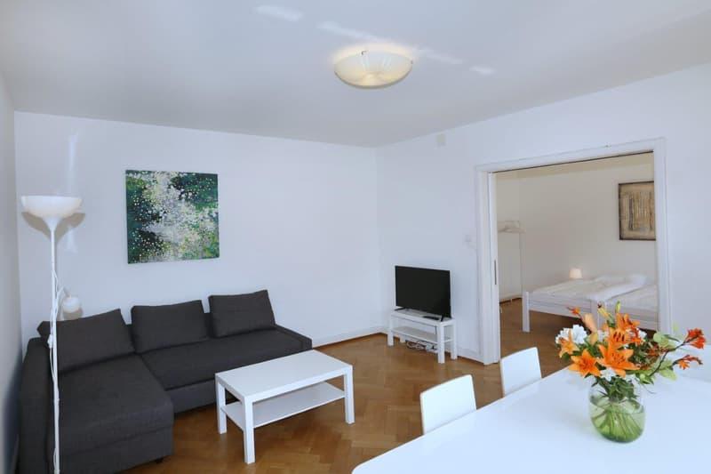 Möblierte Wohnungen 1.5 - 4.5 Zi - Tages-/Wochen-/Monatsbasis - Furnished Apts daily/weekly/monthly (2)