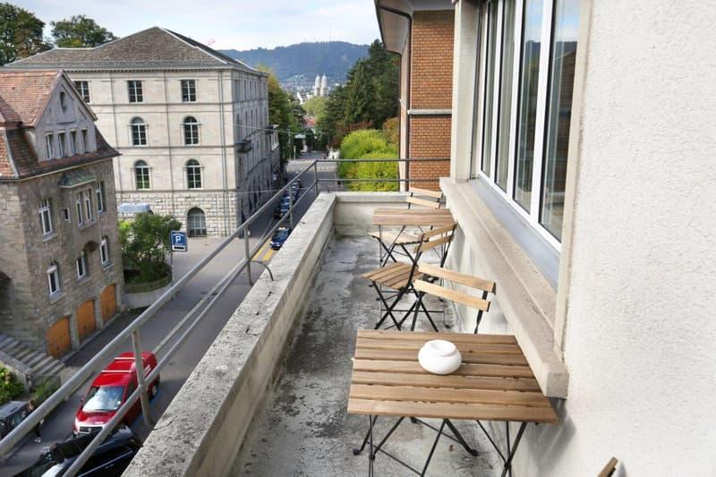 Möblierte Wohnungen 1.5 - 4.5 Zi - Tages-/Wochen-/Monatsbasis - Furnished Apts daily/weekly/monthly (3)